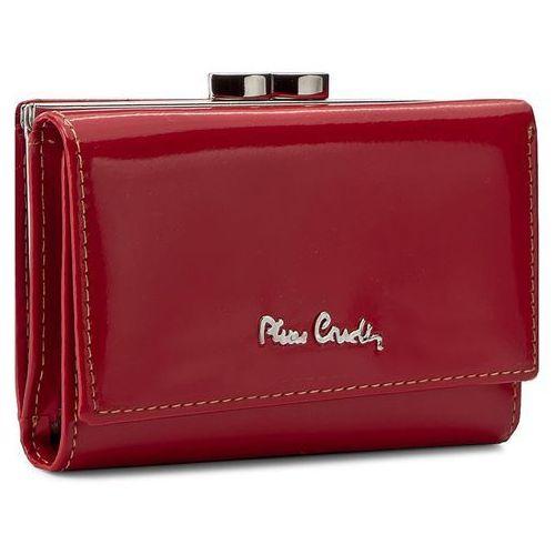 Duży Portfel Damski PIERRE CARDIN - 520.20 355 Rosso 14476