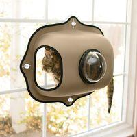 K&h ez mount legowisko dla kota na szybę bubble pod - dł. x szer. x wys.: 69 x 21 x 51 cm| dostawa gratis + promocje| -5% rabat dla nowych klientów