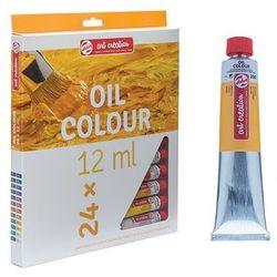 Farby olejne  TALENS biurowe-zakupy