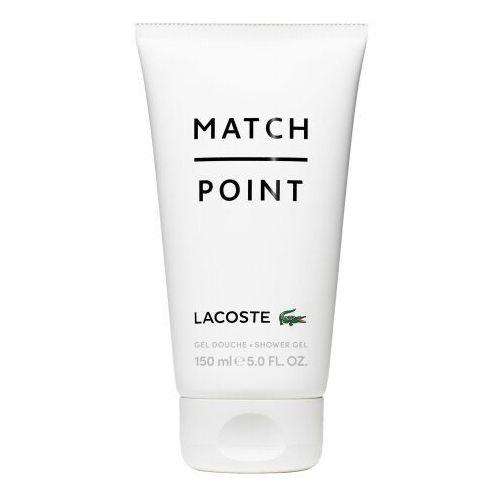 Match point żel pod prysznic 150 ml dla mężczyzn Lacoste - Super upust