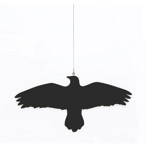 Wieszak ptak krummi - mały - biały Ihanna home