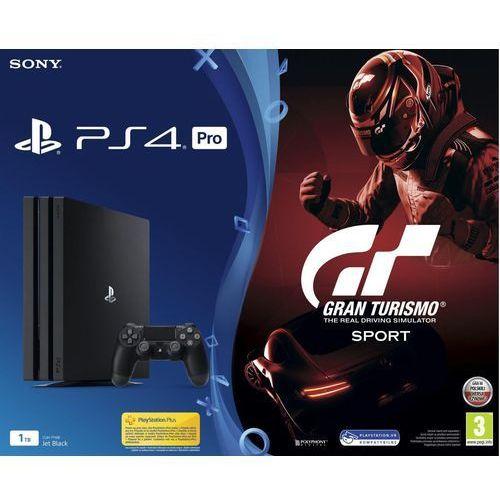 Konsola Sony PlayStation 4 PRO 1TB - zdjęcie