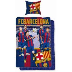 Pościel fc barcelona 160x200 cm marki Faro