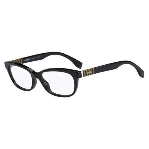 Okulary korekcyjne ff 0015 pequin 7sy Fendi