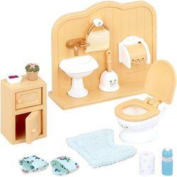 zestaw toaleta z akcesoriami 3563 marki Sylvanian families