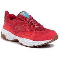 Sneakersy NEW BALANCE - ML801BED Czerwony