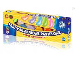 Farbki  ASTRA papiernicze