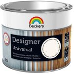 Beckers Designer Universal Vanilla Cream 0,5L, kolor beżowy