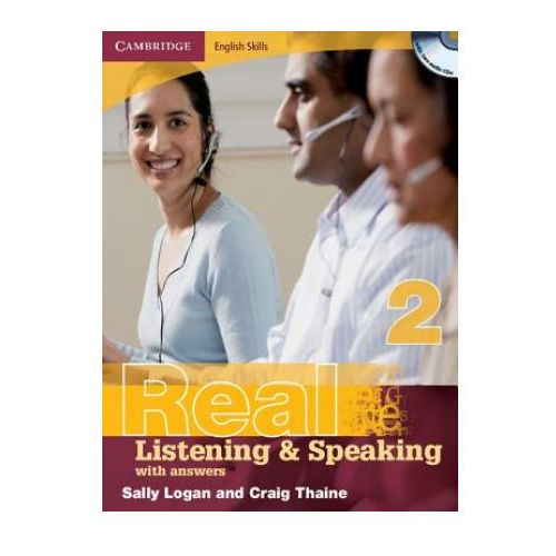 Cambridge English Skills Real Listening & Speaking 2 Paperback with Answers and Audio CDs (2), Miles Craven