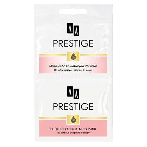 AA Prestige, Soothing And Calming Mask. Maseczka łagodząco - kojąca, 10ml - AA Prestige