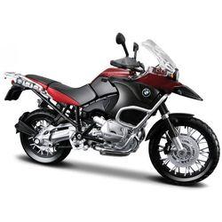 motocykl bmw r1200gs marki Maisto