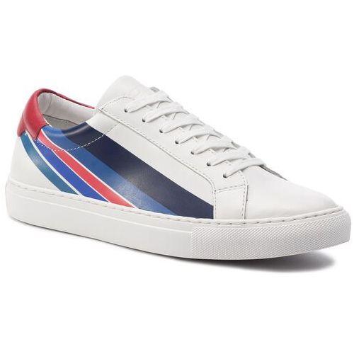 45d81dcd Kazar Sneakersy KAZAR - Denisom 39804-01-48 White/Navy, w 6 rozmiarach