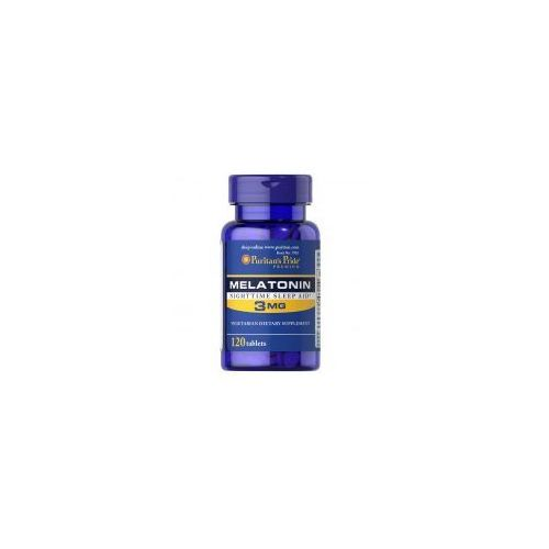Melatonina 3 mg 120 kapsułek