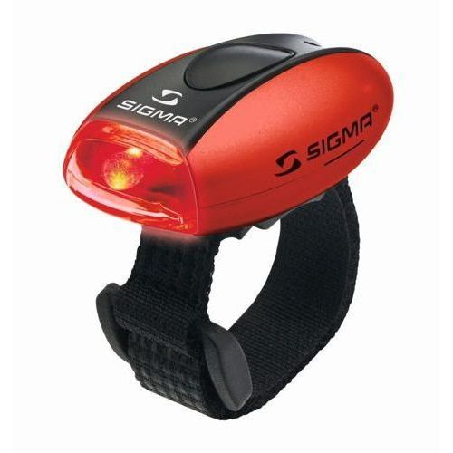 SIGMA Micro - Lampa tylna, czerwona - Czerwony