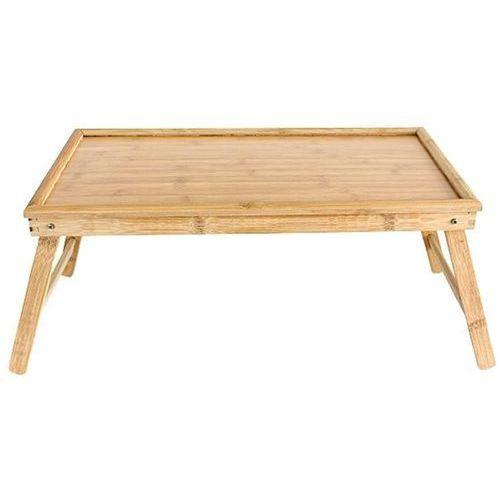 Drewniany Stolik Do łóżka śniadaniowy Laptop Apte