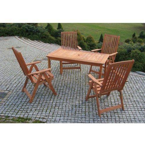 Drewniane krzesło ogrodowe HOLIDAY FSC