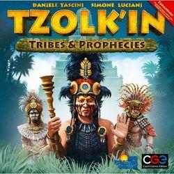 Rebel Dodatek tribes & prophecies (edycja polska) do gry tzolkin: kalendarz majów