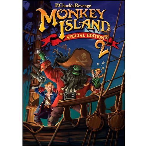 Monkey Island 2 LeChucks Revenge (PC)