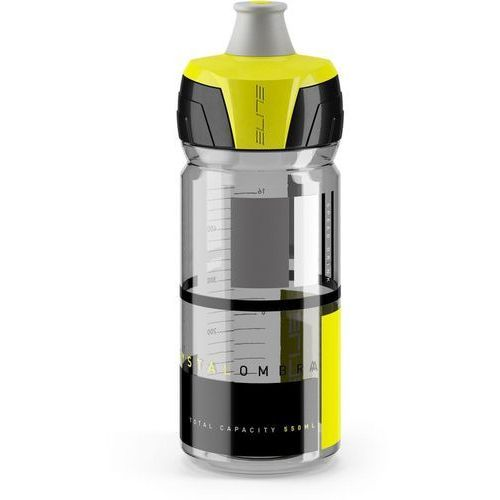Elite crystal ombra 550ml smoke/yellow