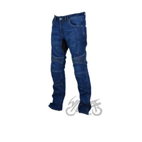 Leoshi Spodnie faster jeans blue
