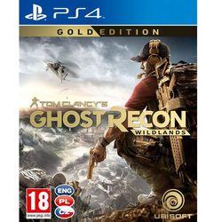 Ubisoft Tom clancy's ghost recon: wildlands (ps4) pl