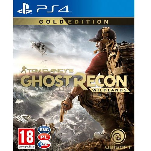 Tom Clancy's Ghost Recon Wildlands (PS4)