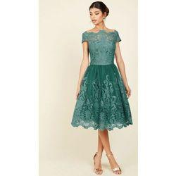Sukienka Prom Green S, 1 rozmiar