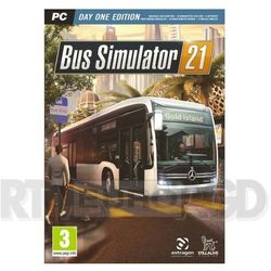 Bus Simulator 21 - Day One Edition Gra PC