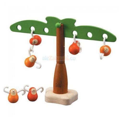 Plan toys Balansujące małpki