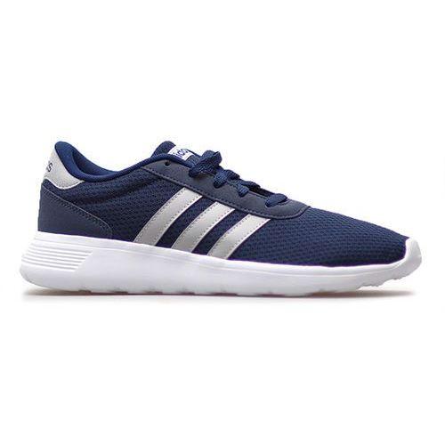 Adidas Buty lite racer granatowe