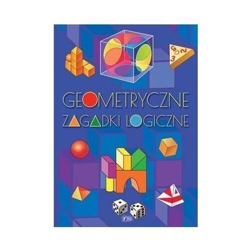 Geometryczne zagadki logiczne - praca zbiorowa, oprawa broszurowa