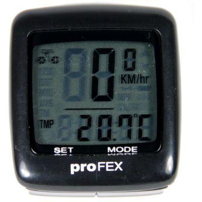 Liczniki rowerowe PROFEX