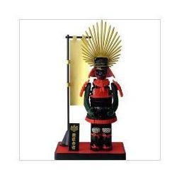 Miniatura samuraj w zbroi Hideyoshi Toyotomi SB-8