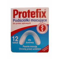 Nieokreślony Protefix - podściółki mocujące do protez zębowych (dla żuchwy)