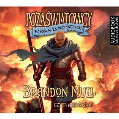 Fantastyka i science fiction Brandon Mull