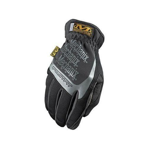 Rękawice fast fit czarne marki Mechanix