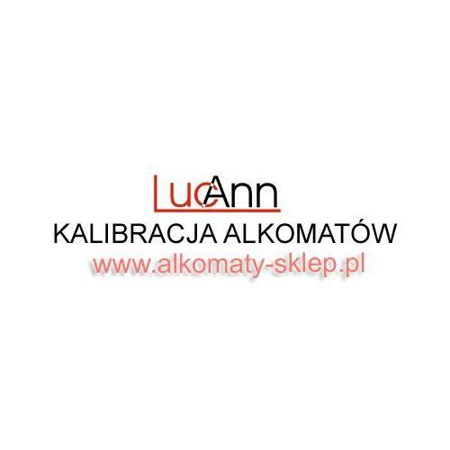 Kalibracja alkomatu AlcoSafe S2 + Świadectwo Kalibracji
