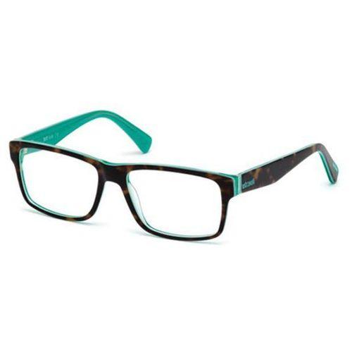 Just cavalli Okulary korekcyjne jc 0767 056