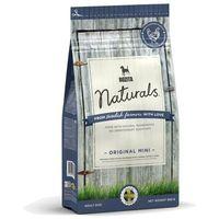 naturals original mini - karma dla psów niewielkich ras, 0,95 kg marki Bozita