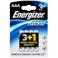 ultimate lithium micro aaa 3+1 promo pack marki Energizer