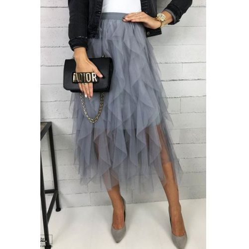 Spódnica Tiulowa, kolor czarny