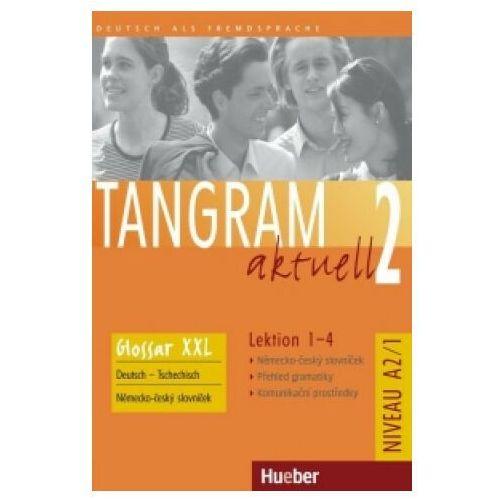 Tangram Aktuell 2, Lektion 1 - 4:: Glossar Xxl Deutsch - Tschechisch (2007)