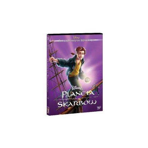 PLANETA SKARBÓW (DVD) DISNEY ZACZAROWANA KOLEKCJA