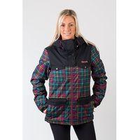 kurtka BENCH - Check On It Black (BK014) - produkt z kategorii- Odzież do sportów zimowych