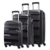 Samsonite Wózek bagażowy kabinowy  85a-09-002 ( 66cm czarny /black ) (5414847462900)