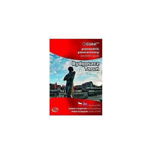 Przewodnik Panoramiczny Bydgoszcz Toruń (Płyta DVD), oprawa miękka