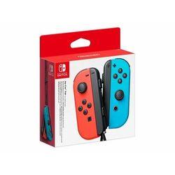 joy-con pair neon red/blue marki Nintendo