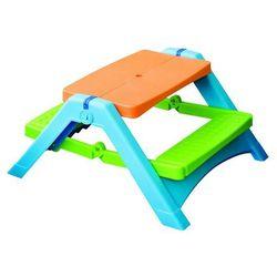 składany stolik z ławkami marki Marian plast