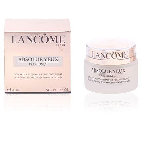 Lancôme Absolue Premium ßx ujędrniający krem pod oczy (Regenerating and Replenishing Eye Care) 20 ml