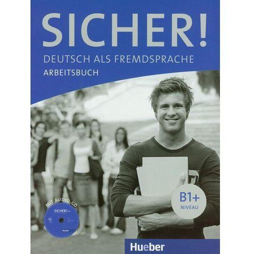 Sicher! B1+, Arbeitsbuch mit CD (zeszyt ćwiczeń) (2012)